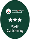 Northern Ireland Tourist Board 3 Star Self Catering Accommodation